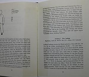 Ausgewählte Schriften zu T'ai-chi-ch'uan : Meditation, I Ging, Kalligraphie und Chinesische...