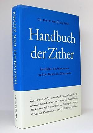 Handbuch der Zither, Band I [1]: Die Geschichte des Instruments und der Kunst des Zitherspiels: ...
