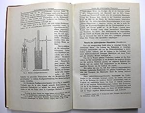 Praktikum des anorganischen Chemikers : Einführung in die Anorganische Chemie auf experimenteller ...
