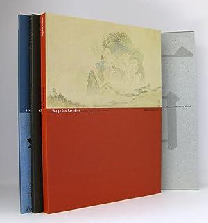 Die Liebe zum Stein (komplette dreibändige Ausgabe) : Band 1: Wege ins Paradies / Band 2: ...
