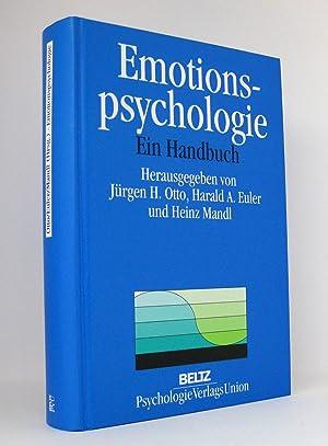 Emotionspsychologie : Ein Handbuch: Otto, Jürgen H. [Hg.]; Euler, Harald A. [Hg.]; Mandl, Heinz [Hg...