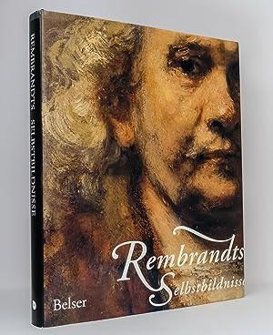 Rembrandts Selbstbildnisse : Katalogbuch anlässlich der gleichlautenden Ausstellung, organisiert ...
