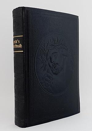 Tägliches Handbuch in guten und bösen Tagen [Rückentitel: Starck's Gebetbuch] :...