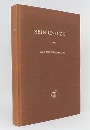Sein und Zeit : Erste Hälfte: Heidegger, Martin