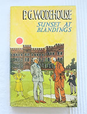 Sunset At Blandings: P.G. Wodehouse