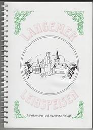 LANGEMER LEIBSPEISEN. Langheimer Leibspeisen.: Schmitt, Maria, Christine