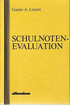 Schulnotenevaluation.