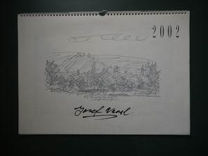 Josef Versl 2002 Kalender. Mit einer Einführung: Versl, Josef: