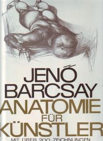 Anatomie für Künstler. Von Jeno Baresay, Professor an der Hochschule ...