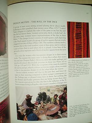 Living Fabric : Weaving among the Nomads of Ladakh Himalaya: Ahmed, Monisha