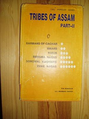 Tribes of Assam. Part II : Barmans: Bordoloi, B.N. ;