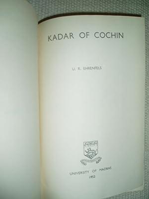 Kadar of Cochin: Ehrenfels, Omar Rolf