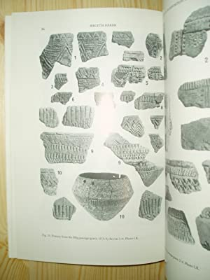 Patterns of Deposition and Settlement : Studies on the Megalithic Tombs of West Scania: Hårdh, ...
