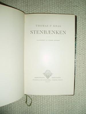 Stenbænken: Krag, Thomas Peter [1868-1913]