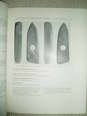 a collection of 6 offprints & extracts concerning Scandinavian archaeology, ca. 1962-1977: ...