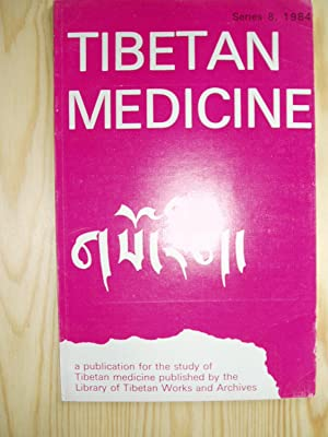 Tibetan Medicin: A Publication for the Study: anonymous [Library of