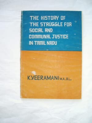 The History of the Struggle for Social: Veeramani, K.