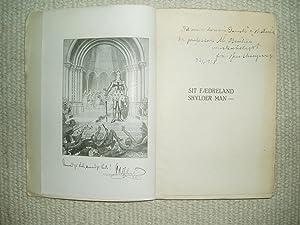 Sit Fædreland skylder man : International Fortælling: Meyring, Hans [1876-1923]