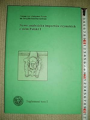 Nowe znaleziska importów rzymskich z ziem Polski: Kolendo, Jerzy ;