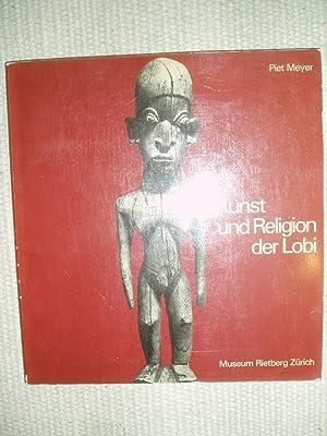 Kunst und Religion der Lobi: Meyer, Piet