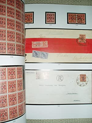 Stamps & Postal History of China, Mongolia, and other Asian Countries: Zurich Asia