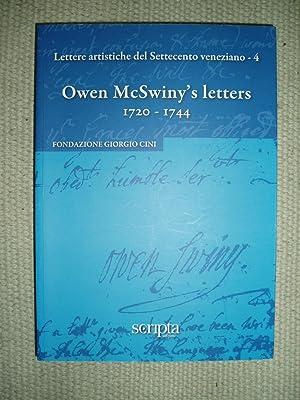 Lettere artistiche del Settecento veneziano [Volume 4]: Llewellyn, T. D.