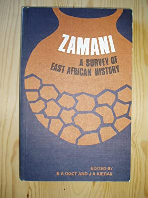 Zamani : A Survey of East African History