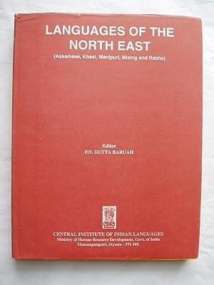 Languages of the North East (Assamese, Khasi,: Baruah, P.N. Dutta