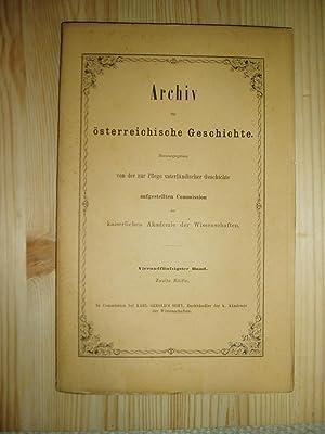Correspondenz Kaisers Ferdinand II. und seiner erlauchten Familie .,. [together with two other ...