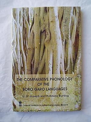 Comparative Phonology of the Boro-Garo Languages: Joseph, Umbavu Varghese