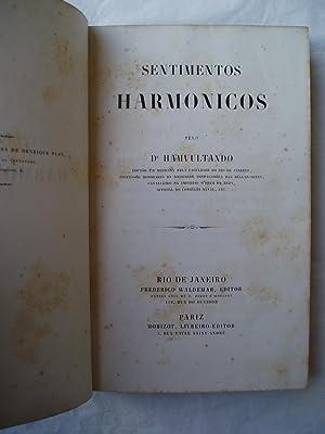 Sentimentos Harmonicos: Hamvultando [de Oliveira, Dr. Joaquim Antonio]