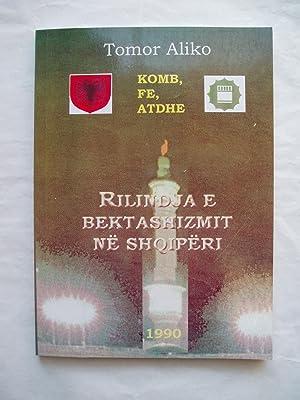 Rilindja e Bektashizmit ne Shqiperi: Aliko, Tomor