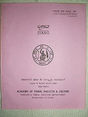 Juang [Grammar, Texts, Dictionary]: Mohapatra, Sasmita