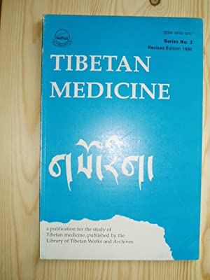 Tibetan Medicine [No. 3] A Publication for: anonymous [Library of