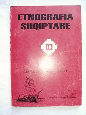 Migrime te shqiptareve te brendshme dhe jashte atdheut (Vitet '40 te shek. XIX - vitet '...