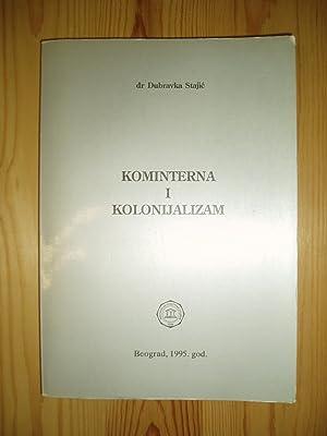 Kominterna i kolonijalizam: Stajic, Dubravka