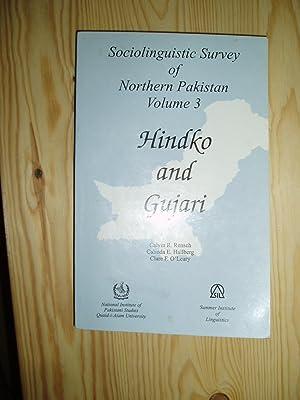 Hindko and Gujari [ Sociolinguistic Survey of Northern Pakistan, Volume 3 ]: Rensch, Calvin Ross ; ...