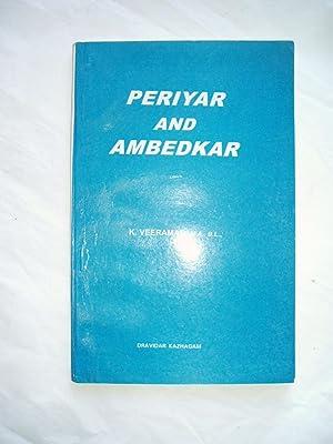 Periyar and Ambedkar: Veeramani, K.