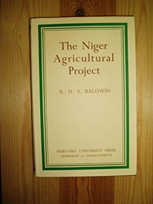The Niger Agricultural Project : An Experiment in African Development