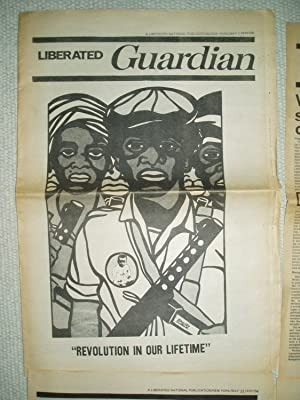 Liberated Guardian [nr.s 1-6 (April 20 - July 14 1970]