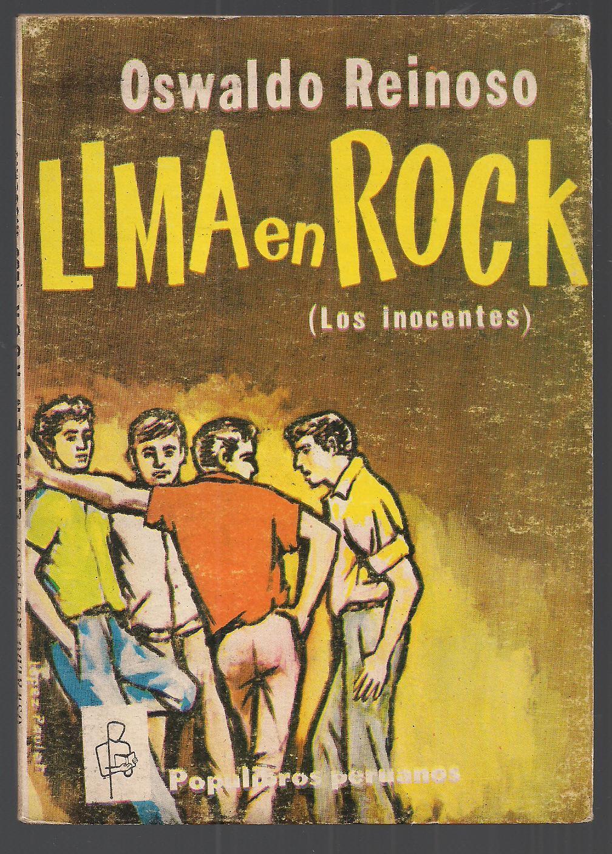 Lima En Rock (Los Inocentes): Oswaldo Reynoso ( Oswaldo Reinoso )