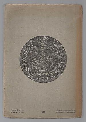 Síntesis. Artes, Ciencias y Letras. Nº 11. Abril 1928.: Mart�n Noel (director)