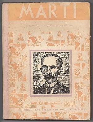 Martí: José Martí