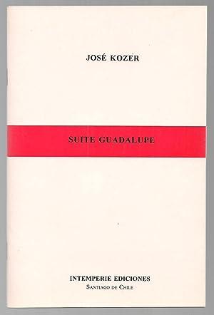Suite Guadalupe: José Kozer