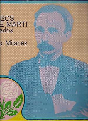 Disco LP. Versos De José Martí Cantados Por Pablo Milanés: José Martí