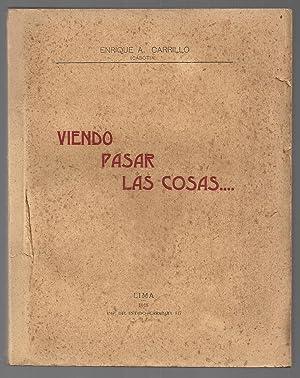 Viendo Las Cosas Pasar: Carrillo, Enrique (Cabotín)