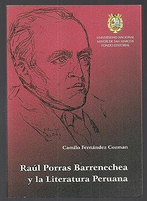 Raúl Porras Barrenechea y La Literatura Peruana: Camilo Fernández Cozman