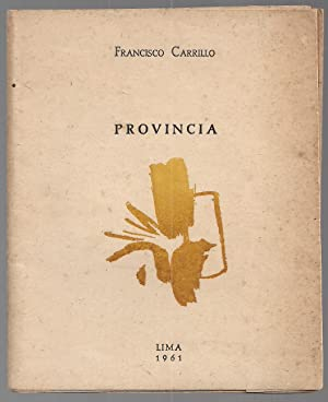Provincia: Francisco Carrillo