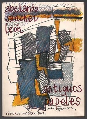 Antiguos Papeles: Abelardo S�nchez Le�n