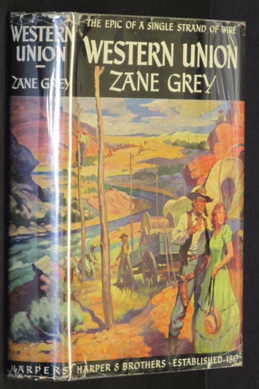 Western Union Grey, Zane